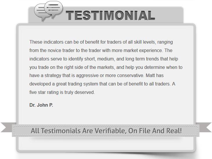 Testimonail - Dr. John P.